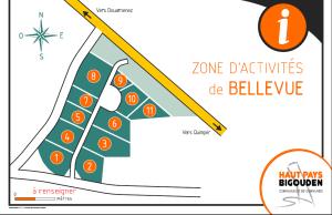 Plan Bellevue