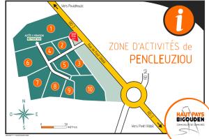 Plan Pencleuziou