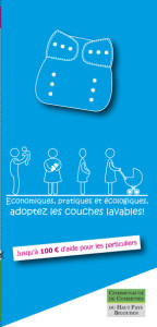 Icone couches lavables