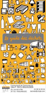 icone guide des dechets