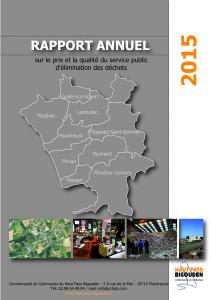 Icone rapport dechets 2015