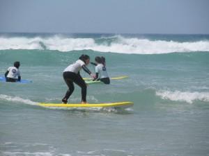 jeunesse surf